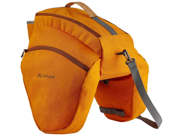 VAUDE eSilkroad Plus Pyörälaukku, orange madder